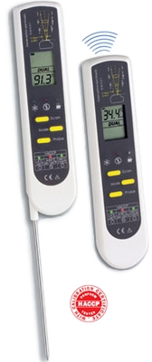 CombiThemp Pro HACCP thermometer