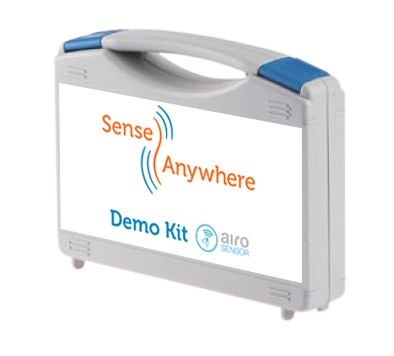 Senseanywhere airosensor demo kit