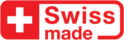 Logo Swiss made rot